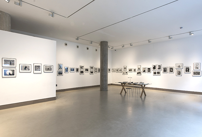 Installation view of Shigeo Anzaï, Index II (18 May - 22 June 2016)
