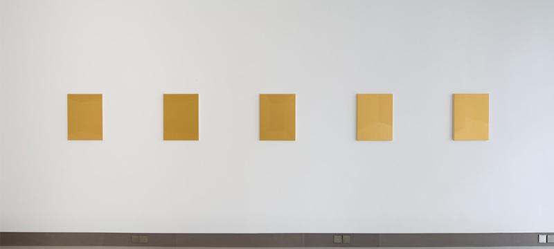 Futo Akiyoshi Room, 2014 Oil on canvas Courtesy of the artist Image: Tom de Gay