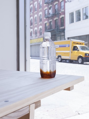 Ryohei Usui Oolong, 2014 Glass © Ryohei Usui Courtesy of P!, New York