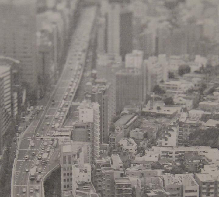 Hidenori Yamaguchi Detail of Gentle Milestone, 2015 ink on paper Courtesy of the artist