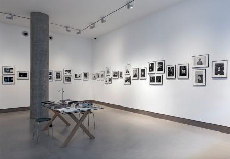 Shigeo Anzaï, Index II, White Rainbow, 2016, Installation View