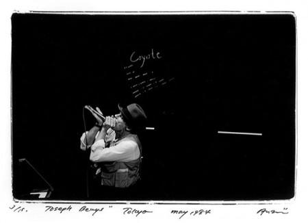 Shigeo Anzai_Joseph Beuys_PS