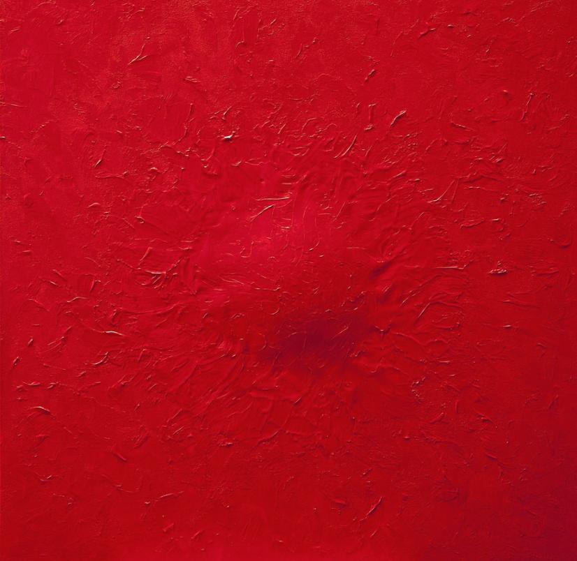 Tomie Ohtake, Untitled 2014 Photo Everton Ballardin © Galeria Nara Roesler