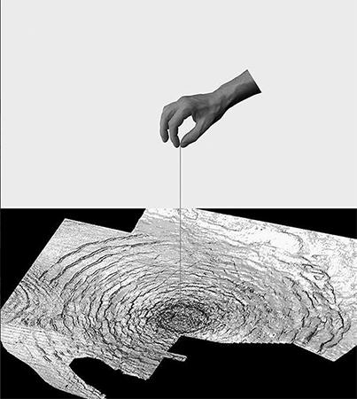 Vavilov Vavilov, 2017 Computer modelling and inkjet print