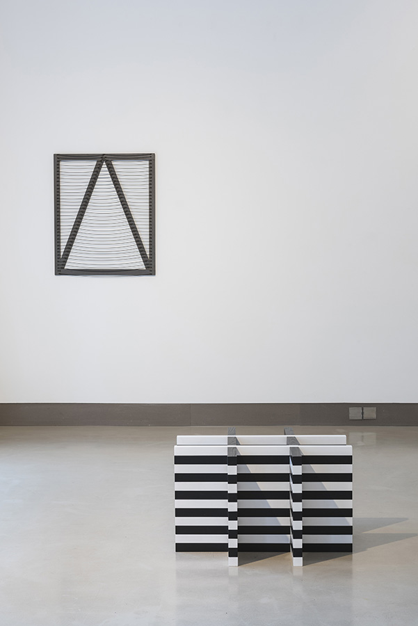 'Minimalist Anyway', installation view at White Rainbow, London, 2017